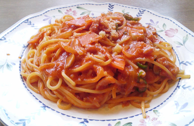 ナポリタン・パスタスパゲッティ